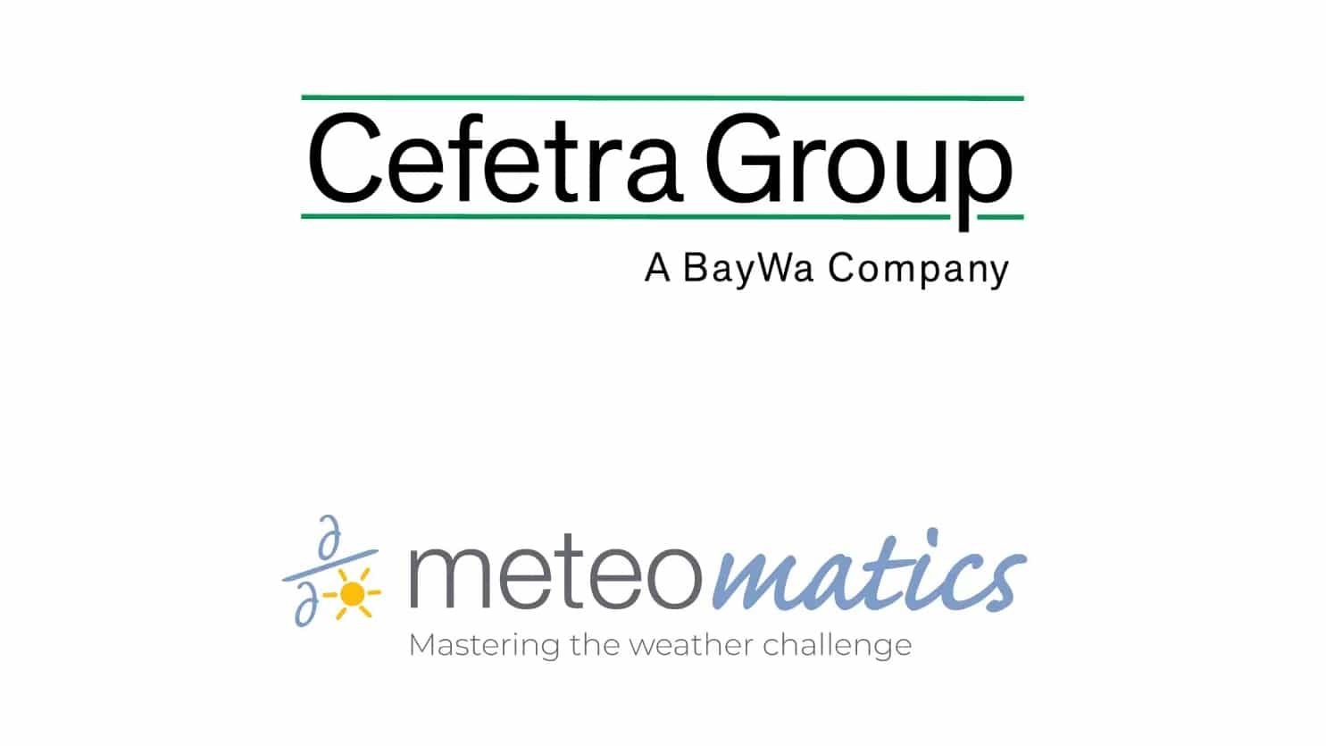 Meteomatics & Cefetra Group Agree Strategic Partnership: Improving The Supply of Agricultural Feed, Fuel & Food Services